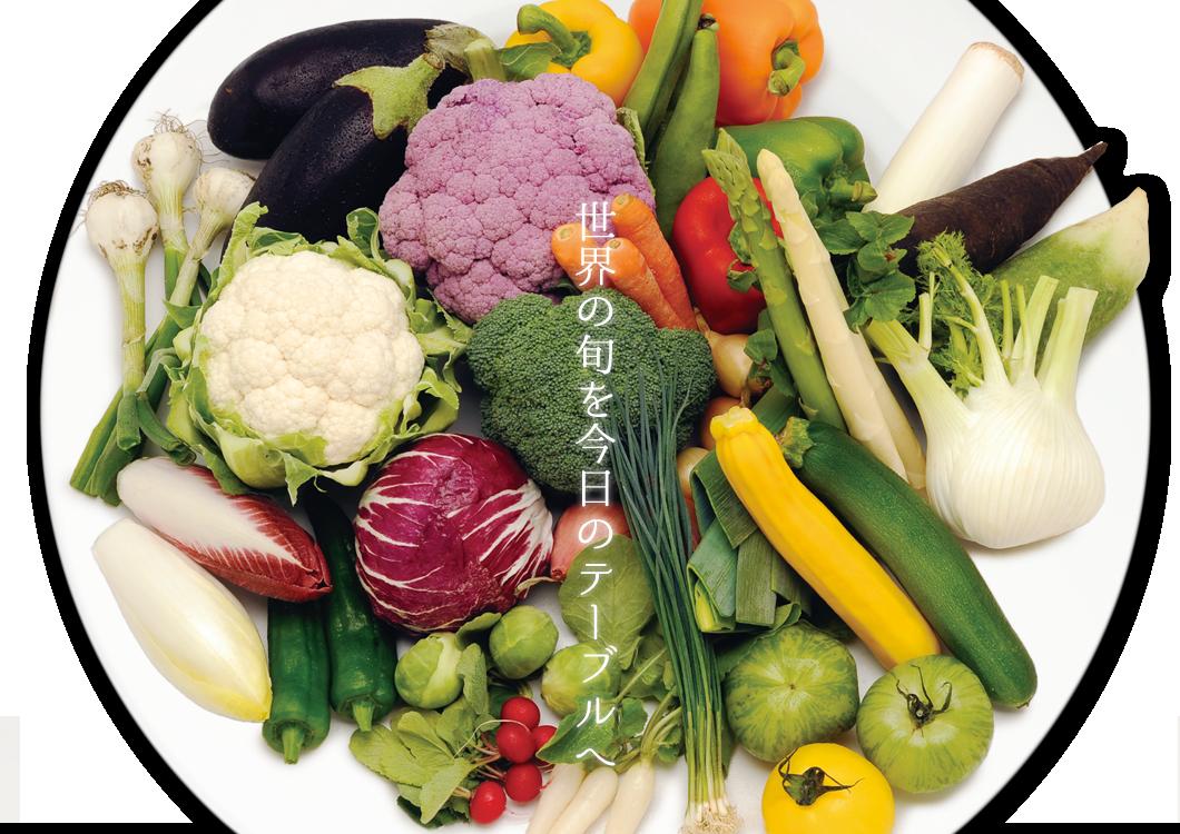 青果・業務用食材卸・仕入れ|京都|玉峰八百平
